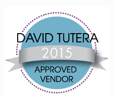 David Tutera approved vendor